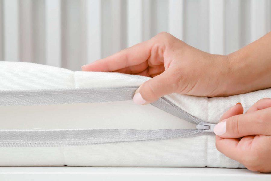 Il rivestimento del materasso
